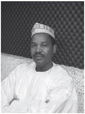Moussa Tchangari