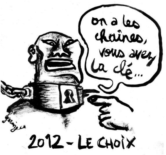 2012 - le choix